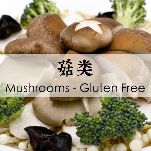 Mushrooms - Gluten Free